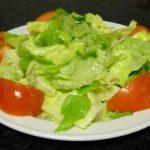 Au Vieux - Salade Mixte